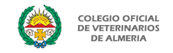 Logo Colegio Veterinarios Almería
