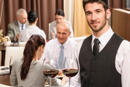 Cursos de Camarero de Restaurante y Sala