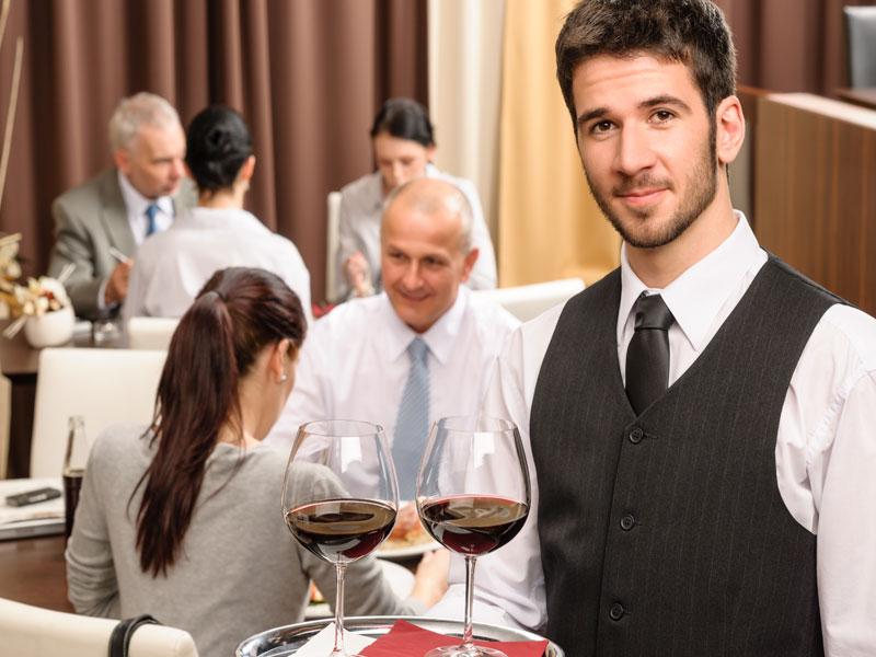 cursos de camarero de restaurante en formas formaci n