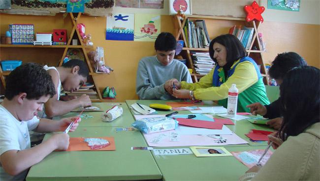 Prácticas en el Colegio de Educación Especial Jesús Trade