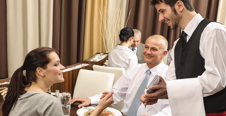 Ofertas de Empleo de Camarero de Restaurante/Bar en Andalucía