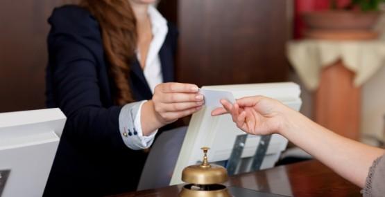 Empleo como Recepcionista de Hotel en Andalucía