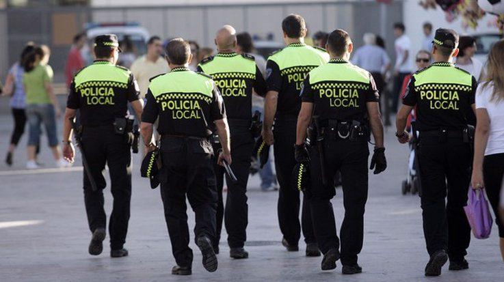 Oposiciones a Policía Local en Almería