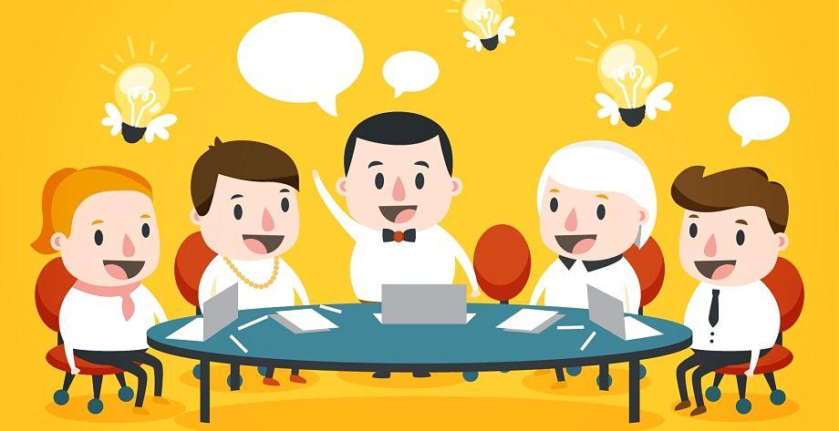 C mo funciona una entrevista de trabajo en mesa redonda - Que es mesa redonda ...