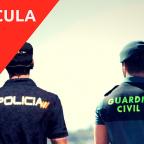 Oposiciones a Guardia Civil y Policía Nacional en Almería