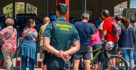 Oposiciones a Guardia Civil en Almería: preparación y requisitos