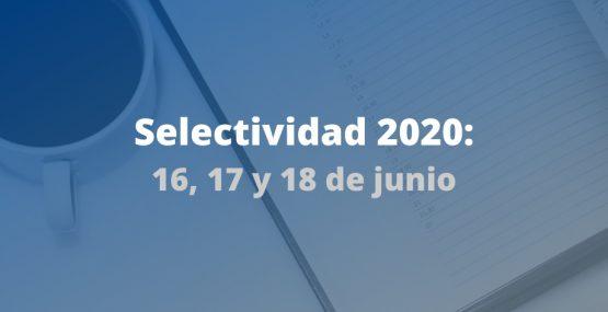 Ya hay fechas para Selectividad 2020 en Almería