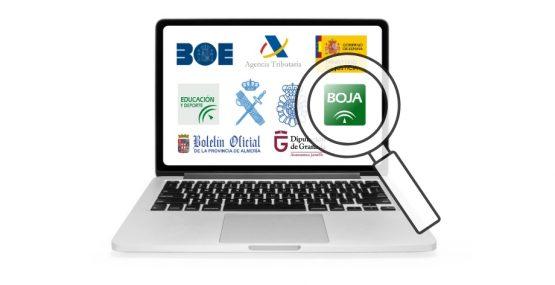 Listado de webs donde encontrar información sobre Oposiciones
