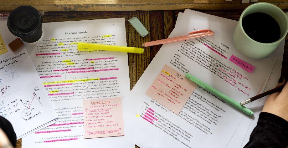 Consejos para el estudio del examen tipo test para Opositores