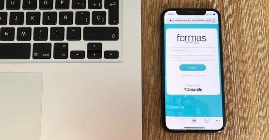 Novedad: estudia en Formas Formación con la modalidad online
