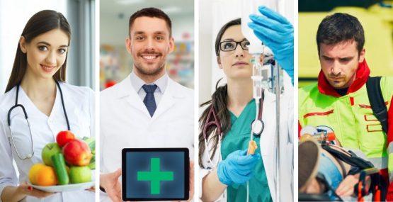 FP Sanitaria, una opción con grandes salidas laborales