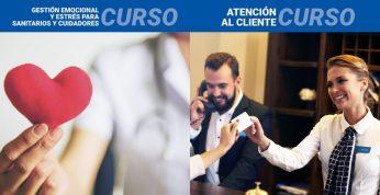 Últimos días de matrícula para los Cursos de Gestión Emocional y Atención al Cliente en Granada