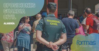 Cómo preparar Oposiciones a Guardia Civil en Almería