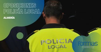 Prepara Oposiciones a Policía Local en Almería