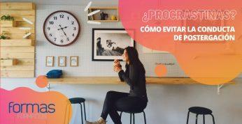 ¿Procrastinas_, cómo evitar la conducta de postergación