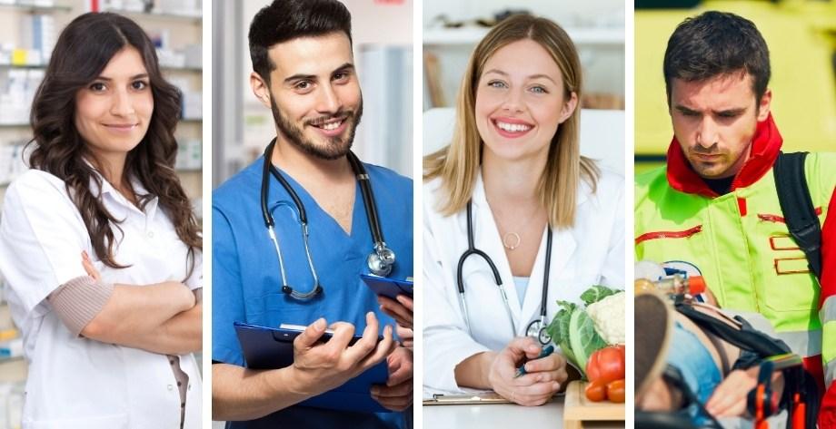 Estudia FP Sanitaria en febrero en Almería