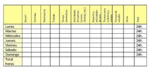 organizar el estudio 2