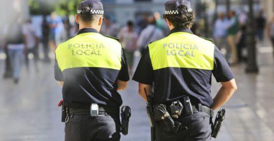 Dónde preparo Oposiciones a Policía Local en Almería